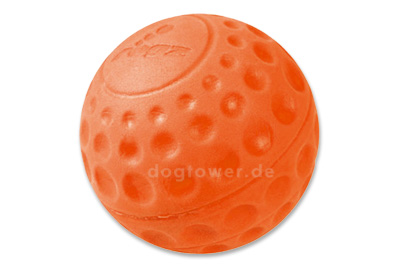 Rogz Asteroidz Hundeball, orange