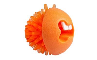 Rogz Fred Treat Ball orange