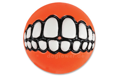 Rogz Ginz Ball, orange