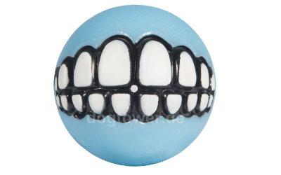 Puppy Rogz Grinz Ball in hellblau