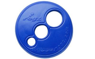 Rogz Hundefrisbee in blau
