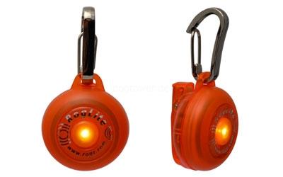 Roglite Blinklicht in orange