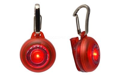 Roglite Blinklicht in rot