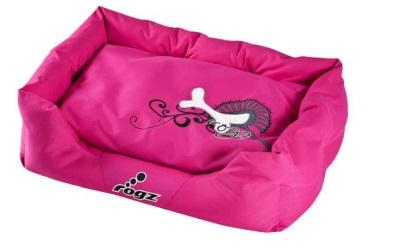 Rogz Spice Podz Hundebett Pink Bone