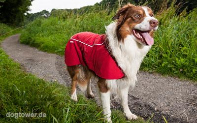 Wetterfester Schutz bei Regenwetter