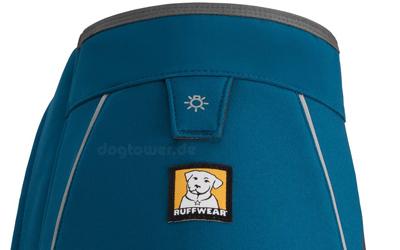 Praktische Schluafe auf der Rückseite für Ruffwear Sicherheitslicht