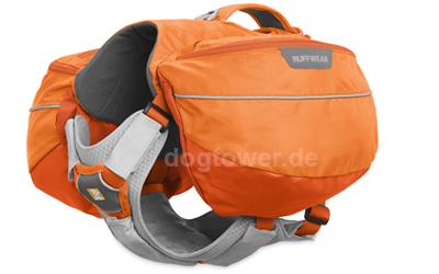Kombinierbar mit den Ruffwear Hunderucksäcken