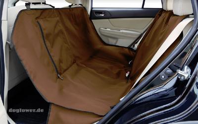 Ruffwear Dirtbag Seat Cover Schonbezug, trailhead brown
