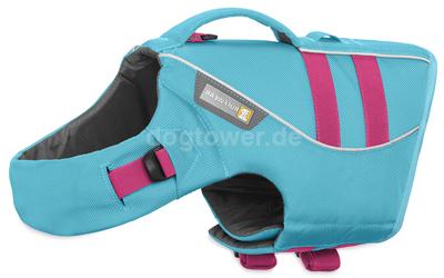 Ruffwear Float Coat Hundeschwimmweste, blue atoll