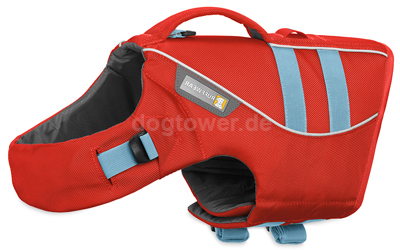 Ruffwear Float Coat Hundeschwimmweste, sockeye red