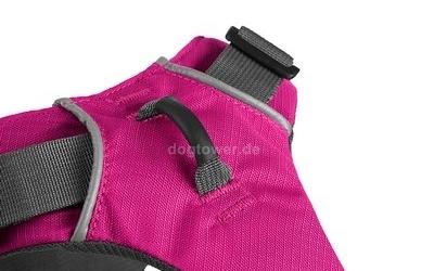 Ruffwear Hundegeschirr Front Range, Alpenglow Pink