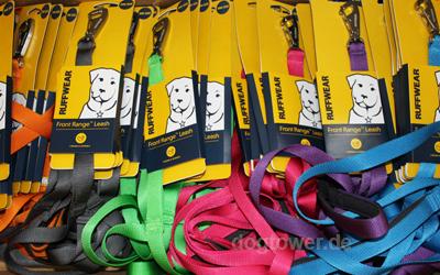 Front Range Ruffwear Leinen in 6 knalligen Farben