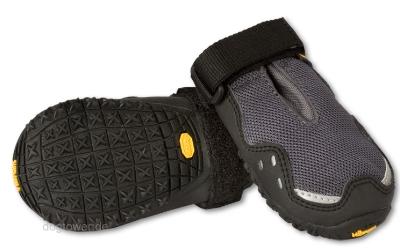 Hundeschuhe Ruffwear Grip Trex, anthrazit 3M