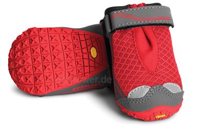 Ruffwear Grip Trex Re-design, red currant