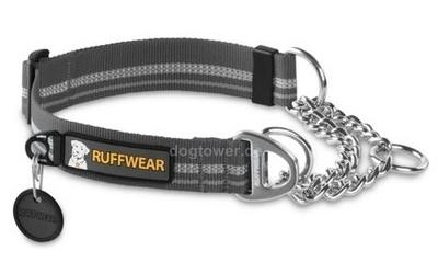 Ruffwear Halsband Chain Reaction, granit