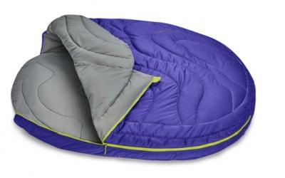 Ruffwear Highlands Sleeping Bed Huckleberry Blue