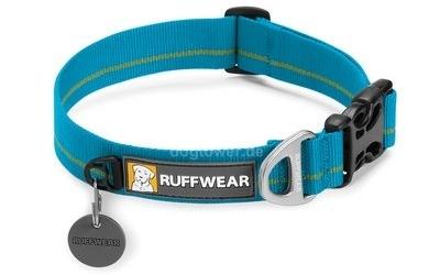 Ruffwear Hundehalsband Hoopie Collar, baja blue