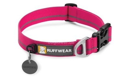 Ruffwear Hundehalsband Hoopie Collar, wild berry