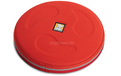Ruffwear Frisbee in red currant
