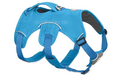 Ruffwear Hundegeschirr Web Master, blue dusk