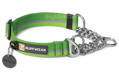 Ruffwear Hundehalsband Chain Reaction, meadow green