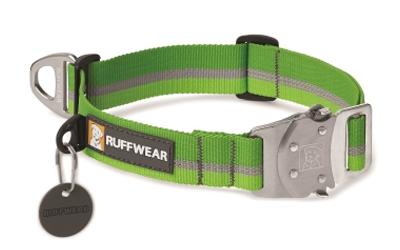 Ruffwear Hundehalsband Top Rope, Meadow Green