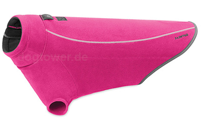 Ruffwear Hundejacke Climate Changer™, alpenglow pink