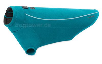 Ruffwear Hundejacke Climate Changer™, baja blue