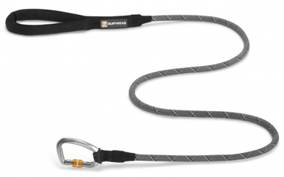 Ruffwear Rundleine Knot-a-Leash, granite gray