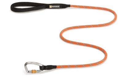 Ruffwear Rundleine Knot-a-Leash, pumkin orange