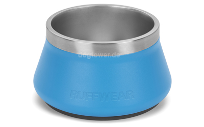 Ruffwear Hundenapf Basecamp Bowl, blue dusk