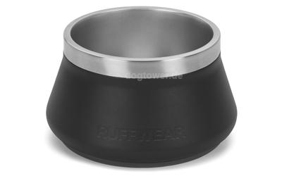 Ruffwear Hundenapf Basecamp Bowl, obsidian black