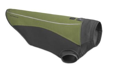 Ruffwear Hundepullover Climate Changer™, cedar green