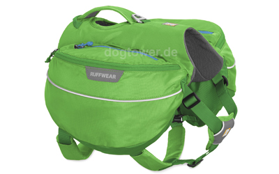 Ruffwear Hunderucksack Approach Pack, meadow green