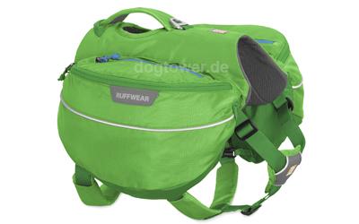 Ruffwear Hunderucksack Approach Pack, meadow green