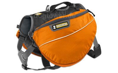Ruffwear Rucksack in Campfire orange