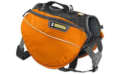 Ruffwear Hunderucksack Approach Pack, orange