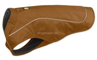 Ruffwear K9-Overcoat Utility Jacket, Trailhead Brown