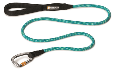 Ruffwear Knot-a-Leash Hundeleine, blue spring