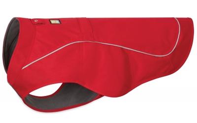 Ruffwear Overcoat Hundejacke, red currant