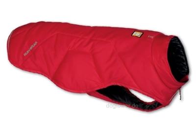 Winterjacke Ruffwear Quinzee, rot