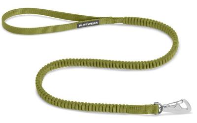 Ruffwear Ridgeline Stretch Hundeleine, forrest green