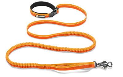 Ruffwear Roamer Leash Hundeleine, orange sunset