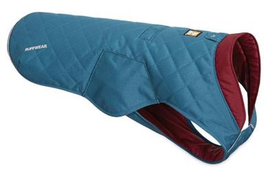 Ruffwear Stumptown Jacket Hundejacke, metolius blue