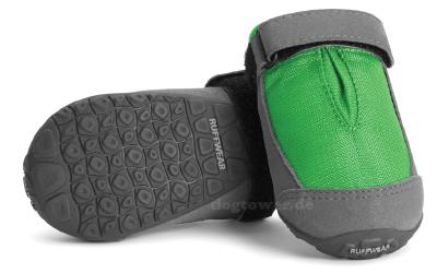 Neue Ruffwear Hundeschuhe in meadow green