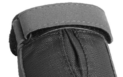 Schnelles und einfaches Öffnung und Schließen durch Klettverschluß