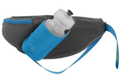 Inkl. Trinkflasche für die Wasservorsorgung