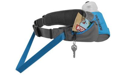 Seitliche Tasche mit Reißverschluss für Stauraum