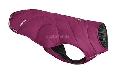 Winterjacke Ruffwear Quinzee, violett