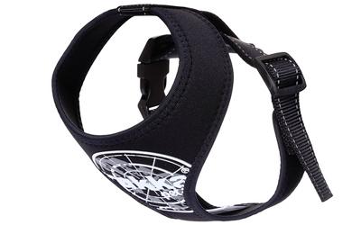 rukka Comfort Flash Harness Hundegeschirr, schwarz